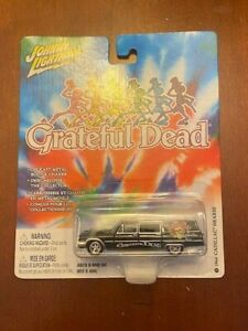 Johnny Lightning 1966 Cadillac Hearse Grateful Dead Collectible MIB - FREE SHIP!
