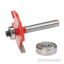 """1/4"""" Biscuit Cutter No.10 & 20 Routing 1/4"""" Router Cutters"""