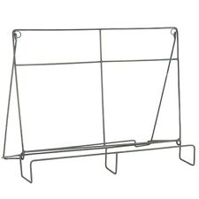 Foldable Metal Grey Cook Recipe Book Stand by Ib Laursen