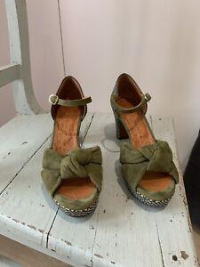 Stunning Chie Mihara Sandals   38 New