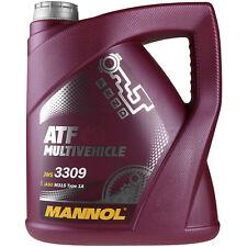 4 Liter Original MANNOL MN8210-4ME ATF Multivehicle Automatikgetriebeöl Oil