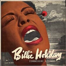 "HOLIDAY, Billie. Same. Commodore FL 30,008. 12"" E+/M-. A REAL first pressing"