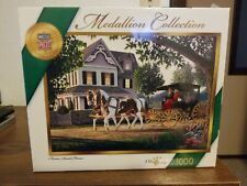 Medallion Collection Jigsaw Puzzle Home Sweet Home 1000 Piece sealed new