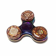Orgonite Spinner Dimensional Vortex Scalar Energy Pranic Device, ORGONE