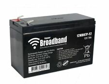 Chrome Battery 12 V 7 Ah Lead Acid (SLA) Battery