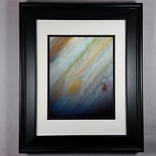 Hubble Telescope: Planet Jupiter Great Red Spot Wall Print (Matted & Framed NEW)