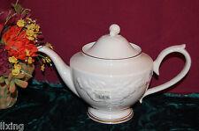 Lenox Fruits of Life Teapot  w/Lid NEW USA