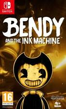 Bendy And The Ink Machine Switch Neuf sous blister