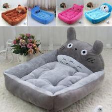 2019 Winter Pet Dog Cat Warm Totoro Bed Cushion Cute Soft Cushion Kennel Pad Mat