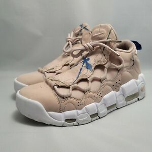 Nike Air More Money Particle Beige / White AO1749-200 Women Size 8
