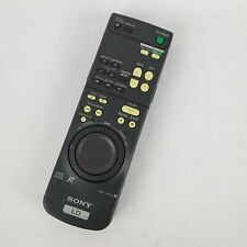 Genuine Sony Laser Disc Remote Control RMT-M37A Tested And Works