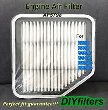 Engine Air Filter For Lexus IS250 IS350 06-13 GS350 GS430 IS250C IS350C AF5798