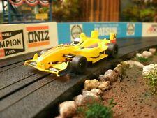 Tomy Aurora Formula one Mega G+ Team Slot Racing Technologies 1 Flaw