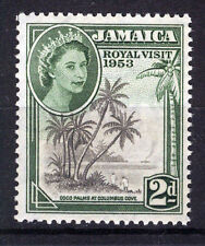 Mint Never Hinged/MNH Jamaican Stamp Blocks (pre-1962)