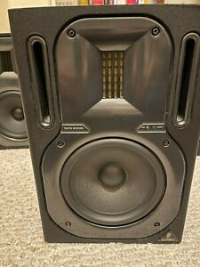 Behringer B3030A Active Ribbon Studio Reference Monitor w/Kevlar Woofer -USED