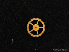 Vintage Universal Geneve Cal. 66 4th Wheel & Pinion Part  #220!
