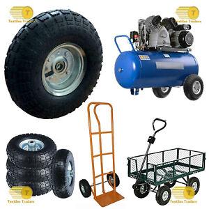 16mm Utility Air Tyre Double Bearings Sack For Trolley Wheel Generator 3.50-4