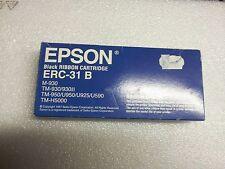 Ruban ERC-31 B NEUF pour Epson M-930, TM-930/ 950/ U950 /925/ U590/ H5000