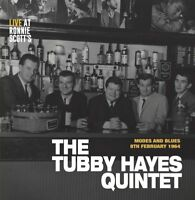 TUBBY QUINTET HAYES - MODES AND BLUES-LIVE AT RONNIE SCOTT'S  VINYL LP+MP3 NEW+
