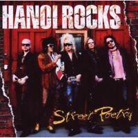 Hanoi Rocks - Street Poetry NEW CD