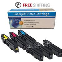 6 PK Compatible Dell C2660 C2660dn C2665dnf Color Black Set 2660 Toner Cartridge
