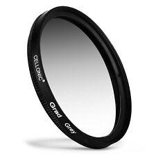 Tendenza grigio filtro 58mm per Nikon AF-S DX NIKKOR 55–300 mm f/4 .5 –5.6 G ED VR