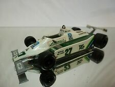 WESTERN MODELS  KIT (built) - WILLIAMS FW007   A.JONES  1:43 NICE CONDITION