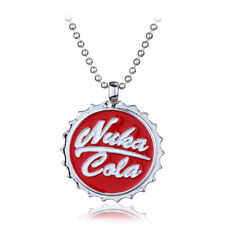Pip Boy Nuka Cola Fallout 4 Necklace bottle cap pendant small gift
