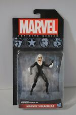 MARVEL Infinite SERIES BLACK Cat Action Figure