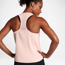 NikeCourt Breathe Maria Sharapova Women's Tennis  Pleated Back Tank Top M
