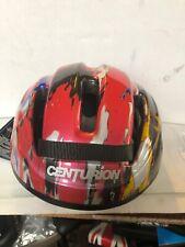 New Old Stock Centurion Cycle helmet 55-59 vintage erocia  Multi Colour