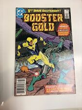 Booster Gold (1986) # 1 (VF/NM) Canadian Price Variant ! 1st App ! Movie Soon !?