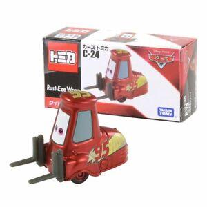 Tomica Takara Tomy Disney Mini PIXAR CARS C-24 Guido (RRC Type) Diecast toy car