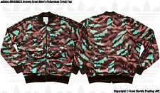adidas ORIGINALS Jeremy Scott Men's Fisherman Track Top/Jacket(L)Multi AC1903