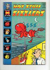 Hot Stuff Sizzlers #6 1961 GIANT 1 st Print HIGH GRADE VF 8.0! Stumbo , Harvey