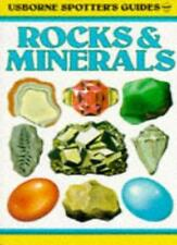 Rocks and Minerals (Spotter's Guide),A.R. Woolley, Mike Freeman- 9780860201120