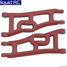 RPM R/C Products 70669 Wide Front A-arms Red; Traxxas Rustler Stampede
