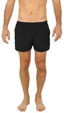 Uzzi Men's Basic Swim Shorts Swimwear Trunks Waterproof Technology Dry Fast