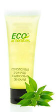 ECO AMENITIES Travel size 1.1oz hotel Conditioning Shampoo in bulk, Clear, 200CT