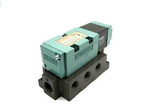Nuevo Numatics 554SA43AK000030 Electroválvula 110/120V 50/60HZ