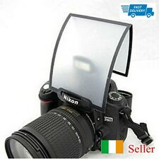 Universal DSLR Soft Cover Pop Up Flash Diffuser for Nikon Canon Pentax Olympus