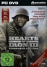 Hearts of Iron 3 Complete Edition - PC Game - *NEU*