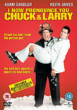I Now Pronounce You Chuck And Larry (DVD, 2008)