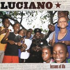 Lessons Of Life - Luciano (CD 2004)