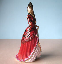 Royal Doulton MANTILLA Mini Figurine 100 Years of HN Icons HN5653 Ltd Edt New