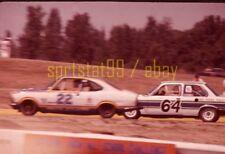 Toyota Corolla #22 / BMW #64 @ 1978 SCCA/IMSA Portland - Vtg 35mm Race Negative