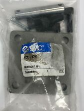 Smc Nca1 X250 Double Clevis Bracket For Use Withnca1 Medium Duty Air Cylinder