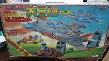 TANSOR 5 Adventure NELLA SCIENZA BIG TANSOR TOMY Japan 1980 rare