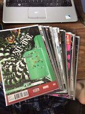 Doctor Strange Marvel Comics Lot Run Set 2-17. 16 issues total. Aaron Bachalo NM