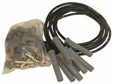 Msd 31193 Super Conductor Universal Spark Plug Wire Set Copper Alloy Black 85mm